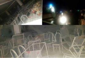 ۱۱ کشته و ۴۲ مصدوم بر اثر انفجار بخاری در سقز +عکس