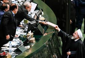 روحانی فردا با لایحه بودجه ۹۹ به مجلس میرود