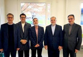 مسعود سلیمانی تحویل مقامات ایرانی در سوئیس شد