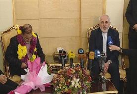دانشمند ایرانی به کشور بازگشت/ ظریف: سلیمانی بدون دلیل گروگان بود
