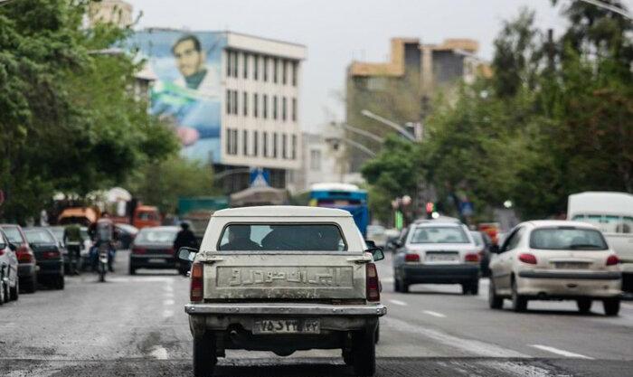 ۶ ماه تا یک سال حبس در انتظار صاحبان خودروهای پلاکمخدوش