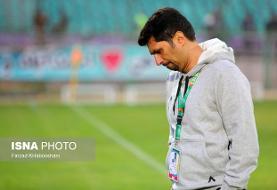 انتقاد سرمربی مس کرمان از عدم نظارت روی وضعیت لیگ یک فوتبال ایران