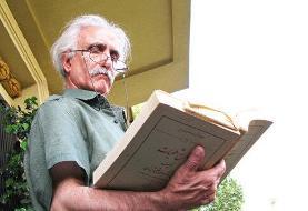 رونمایی از آخرین دفتر شعر محمدرضا اصلانی در خانه هنرمندان