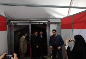 وزیر کشور از ستاد انتخابات فرمانداری تهران بازدید کرد