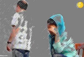 درخواست پناهندگی سیاسی بعد از ربودن دختر دانشجو
