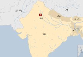 آتش سوزی در یک کارخانه در هند دست کم ۴۰ کشته بر جای گذاشت