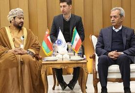 تجارت ۵ میلیارد دلاری ایران و عمان تا ۲۰۲۰
