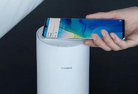 هوآوی از روتر A۲ با پشتیبانی از NFC رونمایی کرد