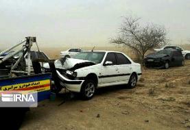مرگ ۱۱ هزار نفر در تصادفات رانندگی طی ۷ ماه اخیر