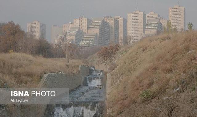 گندش دوباره بالا آمد! بوی نامطبوع مجددا تهران را فرا گرفت