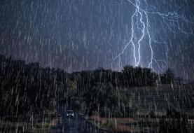 تداوم بارش برف و باران تا چهارشنبه در کشور