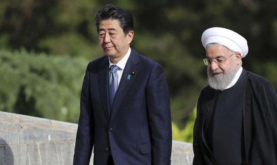 آمریکا با سفر روحانی به ژاپن موافق است