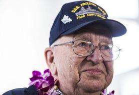 Pearl Harbor veteran to be interred on sunken ship