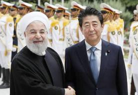 چراغ سبز آمریکا به ژاپن درباره سفر روحانی به توکیو