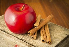 معجزهای به نام سیب و دارچین؛ از لاغری تا کنترل قند خون