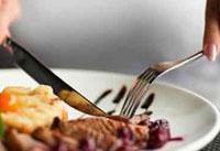 چرا باید آهسته غذا خورد؟!
