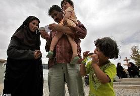 چه تعداد پناهنده مجاز در ایران زندگی میکنند؟
