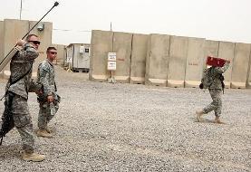 حمله موشکی به پایگاه نظامیان آمریکایی در نزدیکی فرودگاه بغداد
