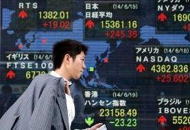 بورس های آسیایی روی ریل صعودی ماندند