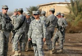 پایگاه نظامی آمریکا در بغداد هدف حمله قرار گرفت
