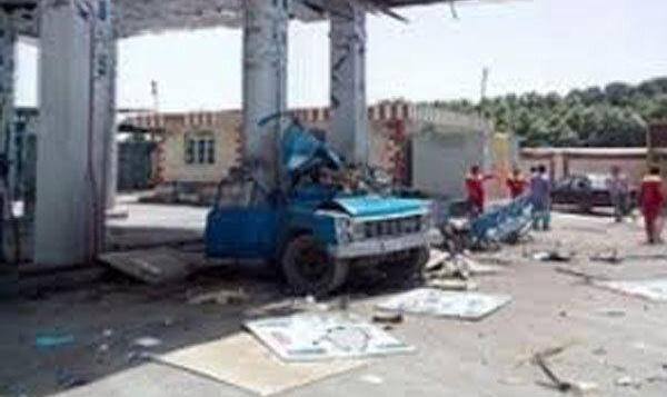 یک کشته و ۴ مصدوم بر اثر انفجار کپسول سی ان جی در قزوین