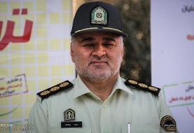 متلاشی شدن ۵۰ باند مواد مخدر در تهران و محورهای منتهی به آن