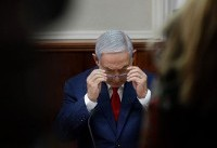 Netanyahu vows to freeze Palestinian funds after Israeli teen killed