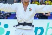 سعید ملایی با برتری مقابل قهرمان المپیک برنز گرفت