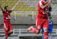 صعود پدیده به رده دوم/ آبیهای خوزستان مغلوب تیم یحیی شدند