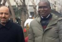 مقام ساحل عاج در جمع راهپیمایان پایتخت حاضر شد