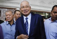 Najib Asks 'Why Be Ashamed?' Before First Trial on 1MDB Charges