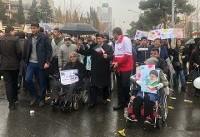اجرای قانون حمایت از حقوق معلولان، اولویت بهزیستی در چهل سالگی انقلاب