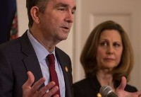 Virginia governor vows not to resign over racist incident