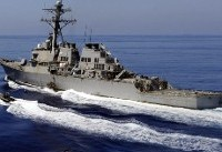 U.S. Warships Patrolling Beijing-Claimed Waters Prompt Chinese Protest