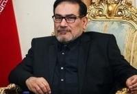 شمخانی درگذشت برادر سردار دهقان را تسلیت گفت