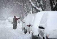 تعطیلی مدارس آمریکا در پی برف و بوران