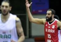 سرمربی تیم ملی بسکتبال: پیگیر حضور حدادی در اردو هستیم