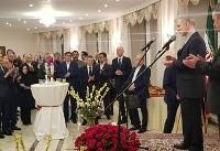 مراسم چهلمین سالروز پیروزی انقلاب در بلاروس و اوکراین برگزار شد