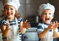 نکته بهداشتی | با کودکتان آشپزی کنید