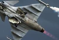 جنگافزار الکترونیکی هواپیمای سوئدی برای مقابله با جنگندههای رادار گریز روسی