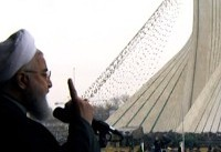 ویدئو / روحانی: برای ساختن موشک از کسی اجازه نگرفتهایم و نمیگیریم