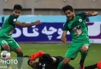 تساوی ذوبآهن ایران و الکویت کویت در ۹۰ دقیقه/ ادامه تقابل دو تیم در وقتهای اضافه