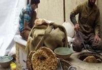 مردم شهری که بیش از اندازه نان و برنج می&#۸۲۰۴;خورند
