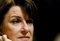 Amy Klobuchar, latest presidential candidate, faces questions about temperament, treatment of staff