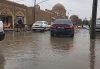 ورود آب به بسیاری از خانههای بافت تاریخی یزد