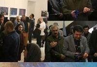 افتتاح نمایشگاه و اجرا نشدن یک نمایش