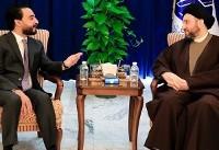 حکیم: با حضور نیروهای خارجی در عراق مخالفیم
