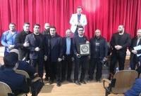 ۹ نوجوان کانون اصلاح و تربیت تهران توسط قهرمانان ورزش کشور آزاد شدند