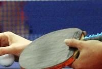 شگفتیسازی پینگپنگباز ۱۶ ساله ایران با غلبه بر نفر هفتم جهان