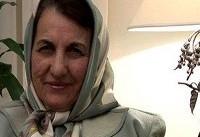همسر دکتر علی شریعتی در بیمارستان بستری شد